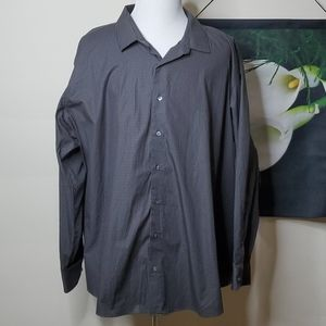 Men's Apt. 9 Checkered Button Up Top